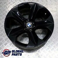 "BMW X6 Series E71 Black Wheel Alloy Rim 19"" Start Spoke 232 9J ET:18 6774894"