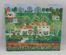 """MB Charles Wysocki's Americana """"Gingernut Valley"""""""