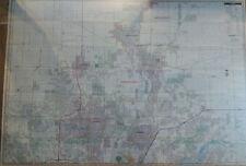 Hamilton County In Laminated Wall Map (K)