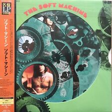 The Soft Machine    -  The Soft Machine(HQ-200g Limited Edition Vinyl)