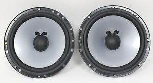 "JL Audio TR650-CSi 6.5"" 55 Watt 2-Way Component Universal Car Speaker Set USED"