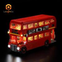 LED Light Kit for LEGO 10258 London Bus Creator bricks set Lighting 10258 Bus