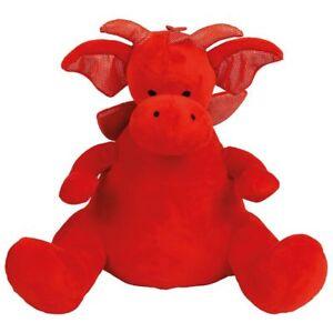 Personalised Dragon Teddy bear New baby/Birthday/Christening/Valentine gift