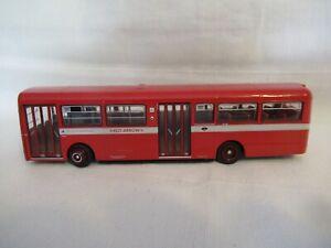 BRITBUS AEC MERLIN 2 DOOR - LONDON TRANSPORT RED ARROW SCALE 1:76 No. ME 02