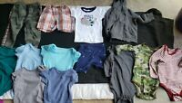 Nice Lot Boy's 18 Months Baby Clothes, Pants, Bodysuits, Hoodie