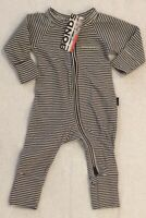 Bonds Stripes Wondersuit Romper Size 000 (0-3 Months) BRAND NEW WITH TAGS