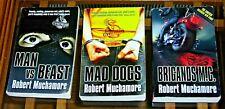 Lot of 3 CHERUB SERIES Books by Robert Muchamore Trade PB Good Condition