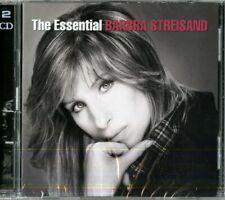 CD Barbra Streisand Essential 2 CD