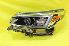 👾 20 2020 Subaru Legacy Outback Left Driver Headlight OEM *2 TABS DAMAGED*