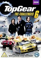 Top Gear - The Challenges 6 (with Augmented Reality) [DVD][Region 2]