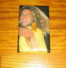 Sammy Hagar Van Halen Classic Rock Legend Light Switch Cover Plate
