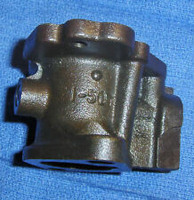 WILLYS JEEP M38 MILITARY JEEP CATER YS 637S CARBURETOR BASE!! USED!!