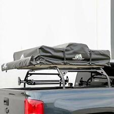 "Tuff StuffF Roof Top Tent Truck Bed Rack, Adjustable, Powder Coated - 40.5"""
