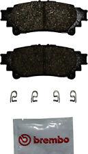Disc Brake Pad Set-Brembo Rear WD Express 520 13910 253