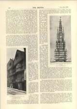 1898 Jack Shepherd Wych Street Demolished Bradfield College Antigone