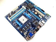 Gigabyte GA-F2A75M-D3H REV 1.1 mATX DDR3 FM2 Motherboard - Tested