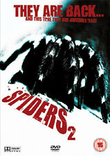 SPIDERS 2 - DVD - REGION 2 UK
