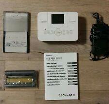 Canon SELPHY CP810 Thermodrucker, Mini Drucker Fotodrucker Handydrucker Komplett