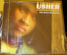 USHER - YOU MAKE ME WANNA (CD SINGLE)