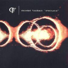 "Decoded Feedback ""Shockwave"" CD Video EBM Dark Electro Industrial Dance"