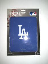 Tribeca FVA3867 MLB Los Angeles Dodgers Shield  Silicone Shield Case for Apple
