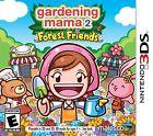 Gardening Mama 2: Forest Friends (Nintendo 3DS, 2014)
