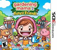 Gardening Mama 2: Forest Friends 3DS New Nintendo 3DS, Nintendo 3Ds