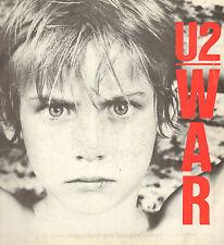 U2 - War - 1983 - Island - ILPS 19733 - Italy