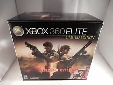 Microsoft Xbox 360 Elite Resident Evil 5 Limited Edition Red System (NEW) #S816