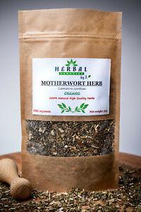Motherwort Dried Herb (Leonorus cardiaca) Serdecznik ORGANIC 50g