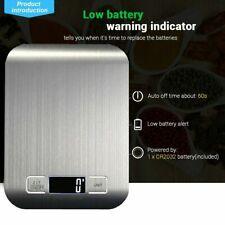 10kg Electronic Kitchen Scales Digital LCD Cooking Food Baking Weighing Cake *81