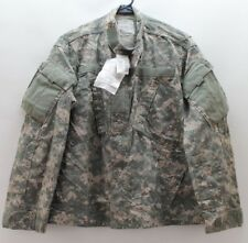 ACU Combat Uniform Shirt Coat rayon/aramid/nylon insect guard MediumXXshort M785