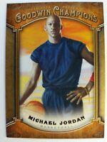 2014 Upper Deck Goodwin Champions Michael Jordan #23, Multi-Sport Card
