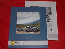 Renault Clio Authentique expression α. privilege prospectus + prix 2005