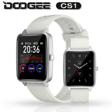 DOOGEE CS1 Waterproof Smart Watch Bluetooth Heart Rate Monitor For iOS Android