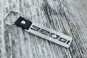 320si keychain BMW stainless steel keyring touring coupe 3er E90 sedan N45B20