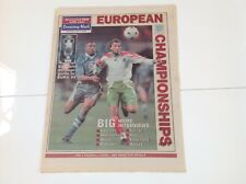 EURO 1996 Evening Mail 20 Page Preview Special - April 1996 - ENGLAND FOOTBALL