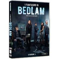 I Fantasmi di Bedlam STAGIONE 2 Doppio DVD Nuovo Sigillato