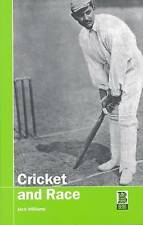 Cricket and Race,Williams, Jack,New Book mon0000087744