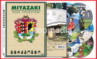 *NEW* 17 Movie Miyazaki Films / Studio Ghibli Collection DVD Box Set ENGLISH
