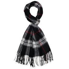 Cashmere Blend Plaids & Checks Scarves for Men