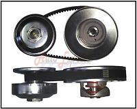 "Belt and 40 Series Torque Converter 5/8"" Driven 1"" Driver Clutch  Kit Comet 40D"