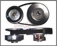 "Belt and 40 Series Torque Converter 5/8"" Driven 1"" Driver Clutch  Kit Comet 40D"