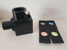 True Technology True-Tech Flip Mirror And CCD Filter Set For Telescope