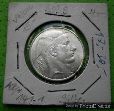 Belgien 20 Franc 1953 Silber