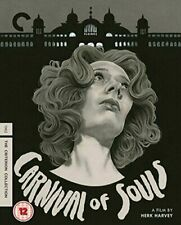 Carnival of Souls The Criterion Collection Region B Blu-ray
