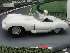 PSK/MMK Jaguar XKSS Blanco 1:32 Ranura Totalmente Nuevo En Caja