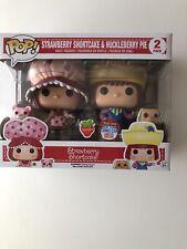 Strawberry Shortcake Huckleberry Pie Funko Pop Classic 2016 Comic Con