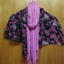 One set of 2  Scarfs for Girls
