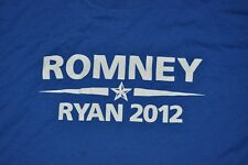 t-shirt xlarge mitt romney 2012 presidential election mormon 23 inches pit 2 pit